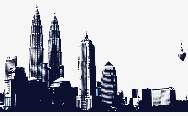 650x400 City Building Vector Material, City, Building, Vector Png And