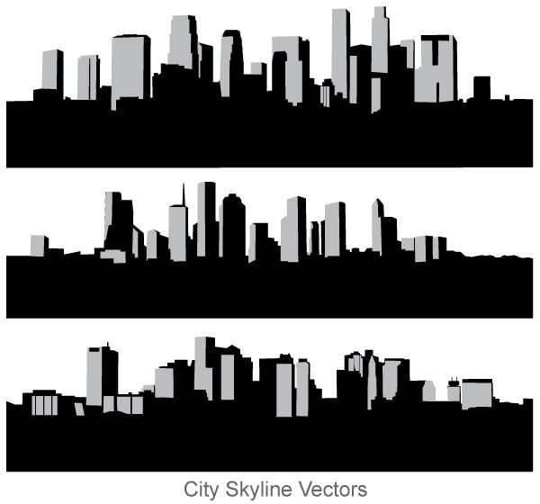 600x560 Free Free City Skyline Vector Art Psd Files, Vectors Amp Graphics
