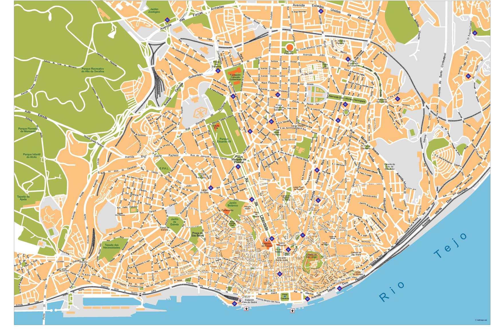 1718x1151 World Cities Map Vector