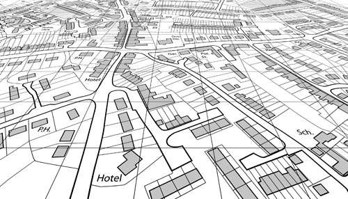 500x286 City Map Design Elements Vector Free Vector In Encapsulated