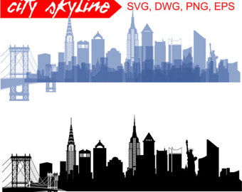 340x270 New York City Png Skyline Transparent New York City Skyline.png