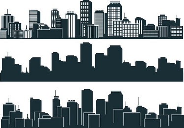 374x260 City Vector Background Photos, 12 Background Vectors And Psd Files