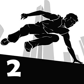 355x355 Parkour City Vector Shadow Run 2 Appstore For Android