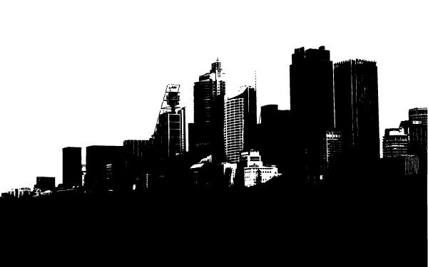 600x375 Free Free Vector Sydney Cityscape In Illustrator Psd Files