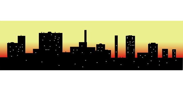 640x320 Images Of City Vector Png