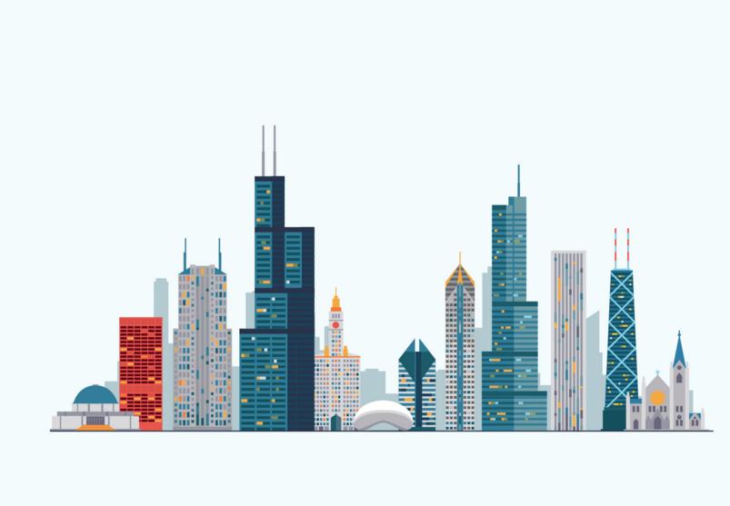 803x557 Pin By Antonio Reyes On Arquitectura City Vector
