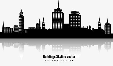 450x262 Vector City Illustration, City Vector, City, City Png And Vector
