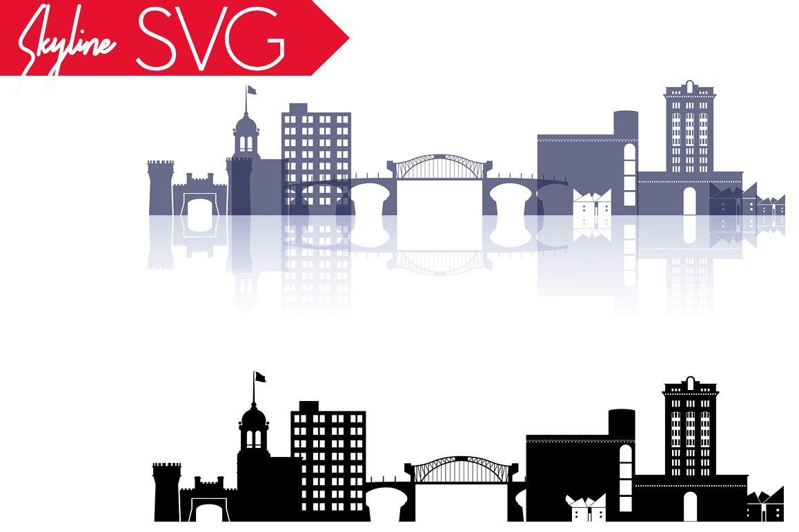 1158x772 Chattanooga Tn Svg, Tennessee City Vector Skyline Usa City, Svg