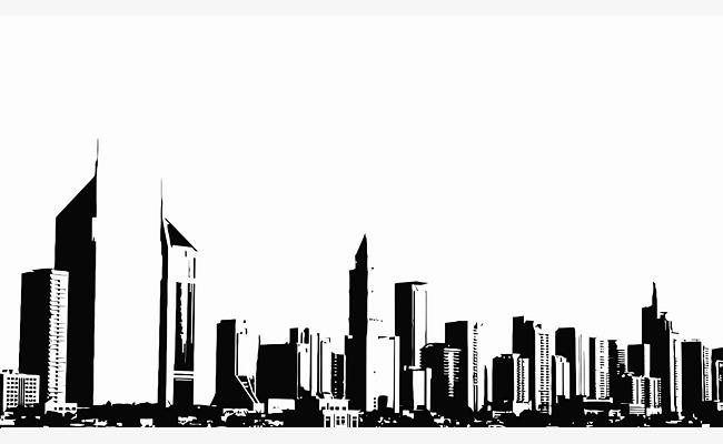 650x400 Vector De Material De De La Ciudad Ciudad Edificio