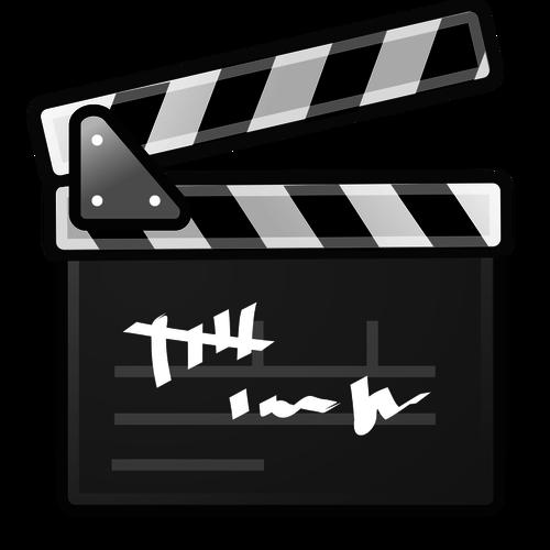 500x500 Filming Scene Clapboard Vector Drawing Public Domain Vectors