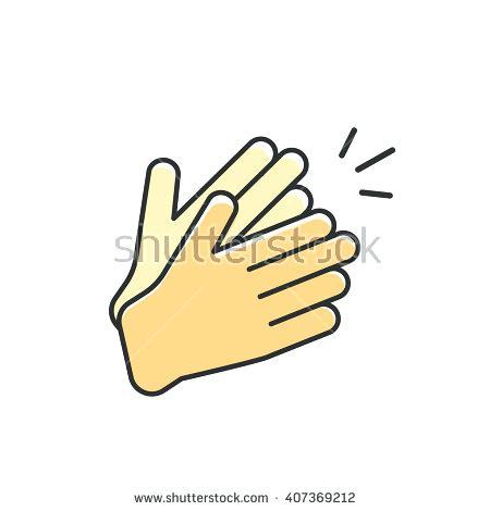450x470 Clapping Hands Emoji Iphone Lightsforless