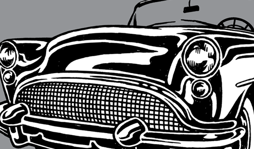 512x300 How To Crop An Image In Illustrator Cc, Stock Images, Classic Car