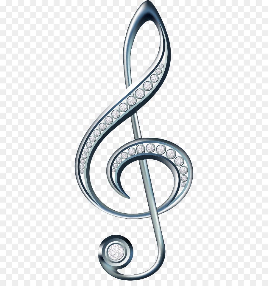 900x960 Clave De Sol, Libre De Nota Musical De Agudos
