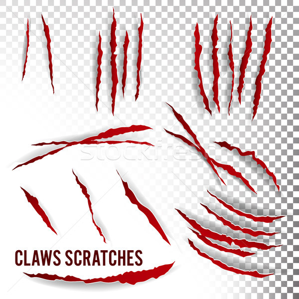 600x600 Claw Stock Vectors, Illustrations And Cliparts Stockfresh