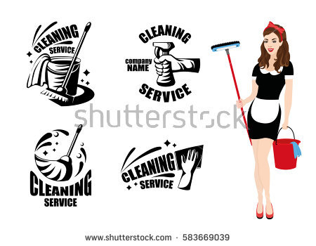 450x350 Cleaning Lady Pictures Group With Items