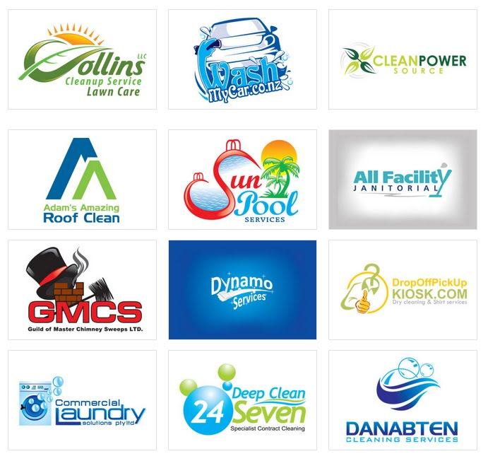 691x652 Logos. Free Cleaning Logos 14 Vector Cleaning Logo Images Free