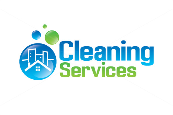 600x400 Cleaning Service Logos