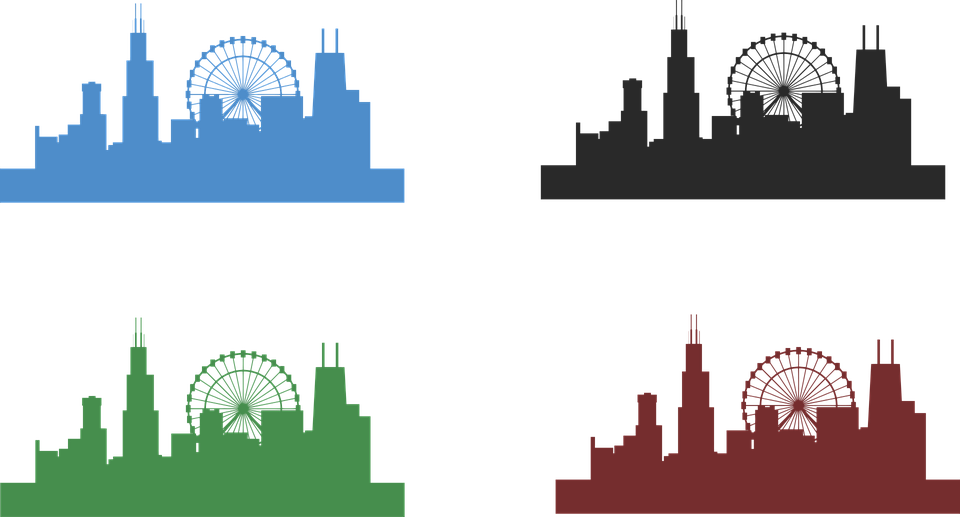 960x517 Vector File Depicting The Cleveland Skyline And The Superior