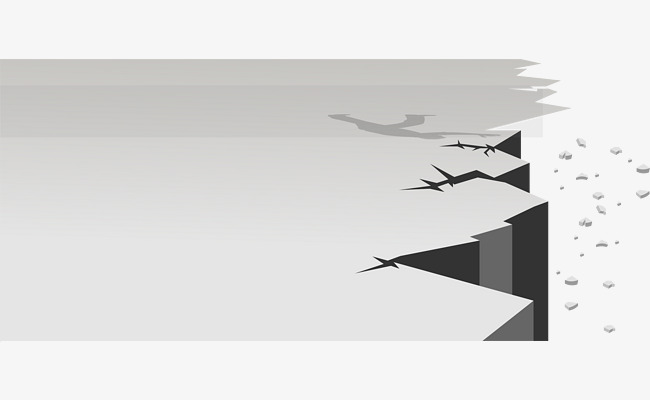 650x400 Vector Painted Cliff, Vector, Hand Painted, Cliff Png And Vector