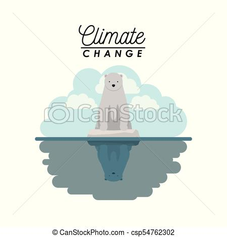 450x470 Effects Of Climate Change Vector Illustration Design Vector