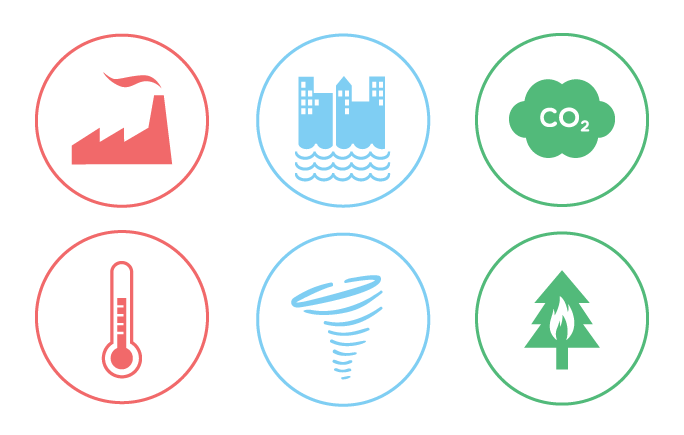 684x435 Free Climate Change Icons For Nonprofits Radish Lab