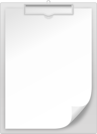400x550 Gray Clipboard Vector Icon Svg(Vector)public Domain Icon Park