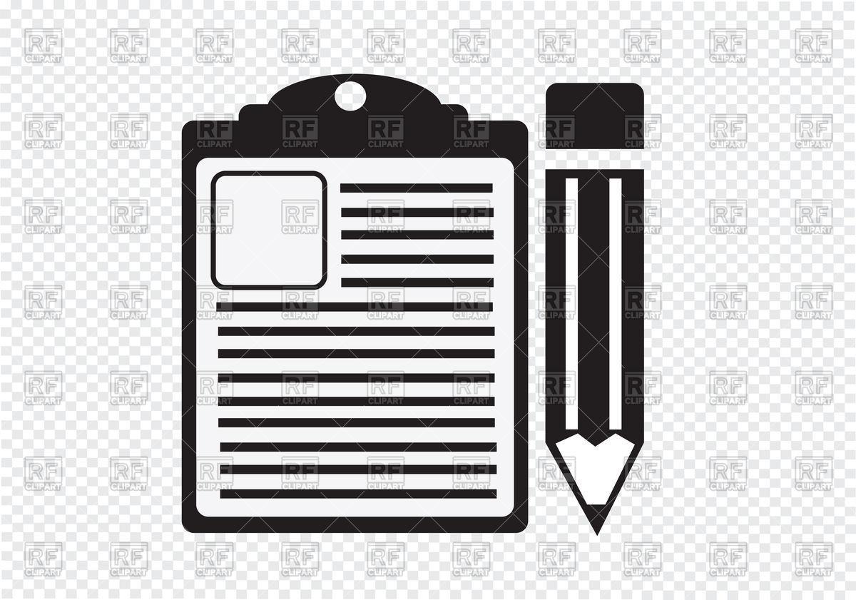 1200x841 Checklist With Pencil Icon