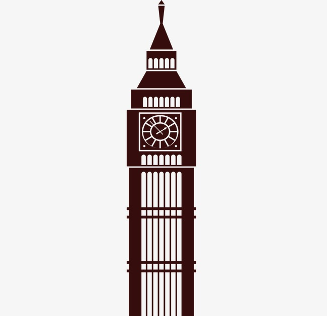 650x628 Around The World Vector Clock Tower, World Vector, Clock Vector
