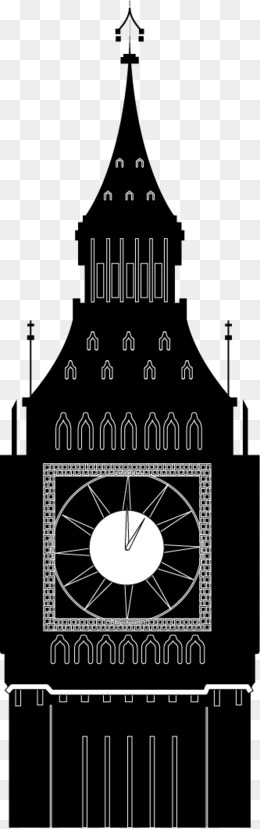 260x829 Clock Tower Png, Vectors, Psd, And Clipart For Free Download Pngtree