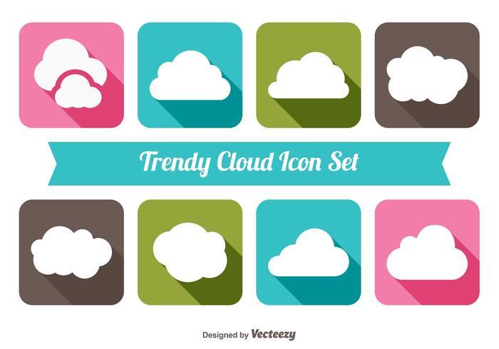 700x490 Cloud Free Vector Art