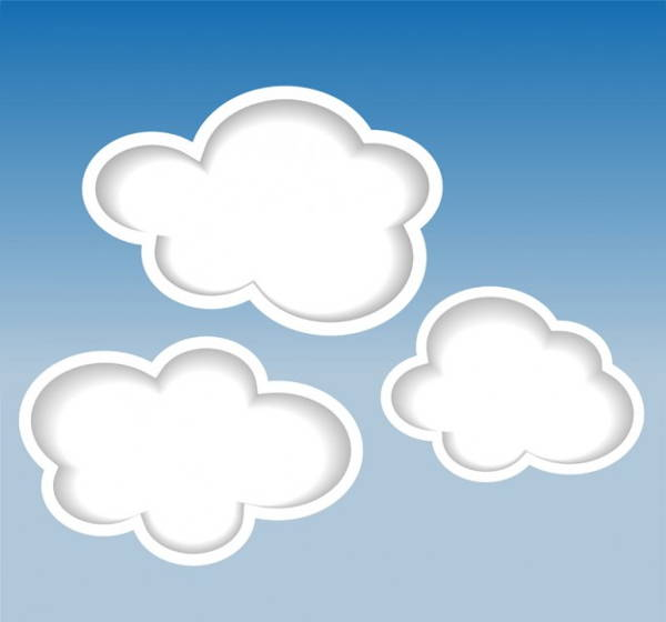Cloud Vector Free