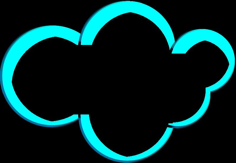 Cloud Vector Free Download