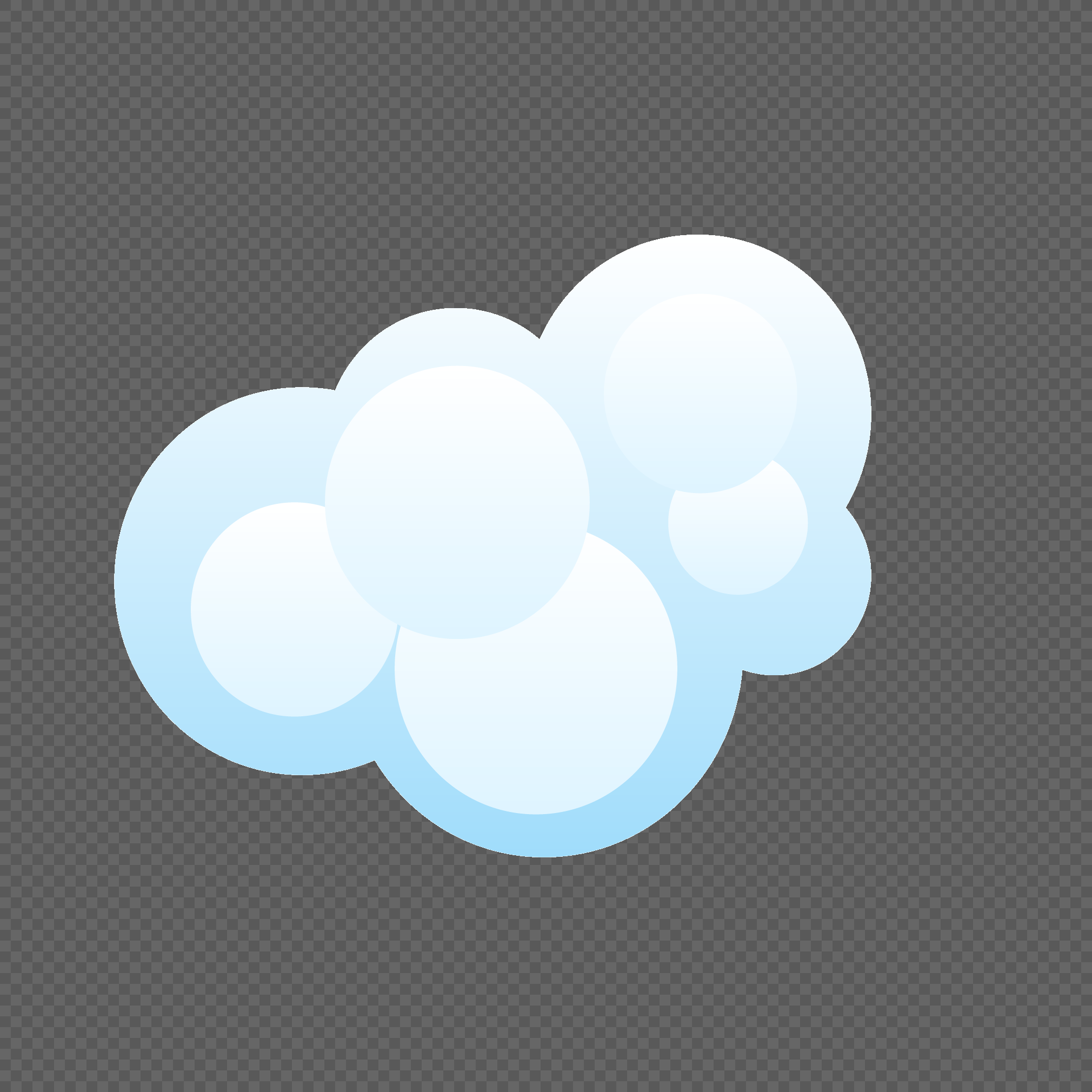 2020x2020 Cartoon Cloud Cloud Vector Png Image Picture Free Download