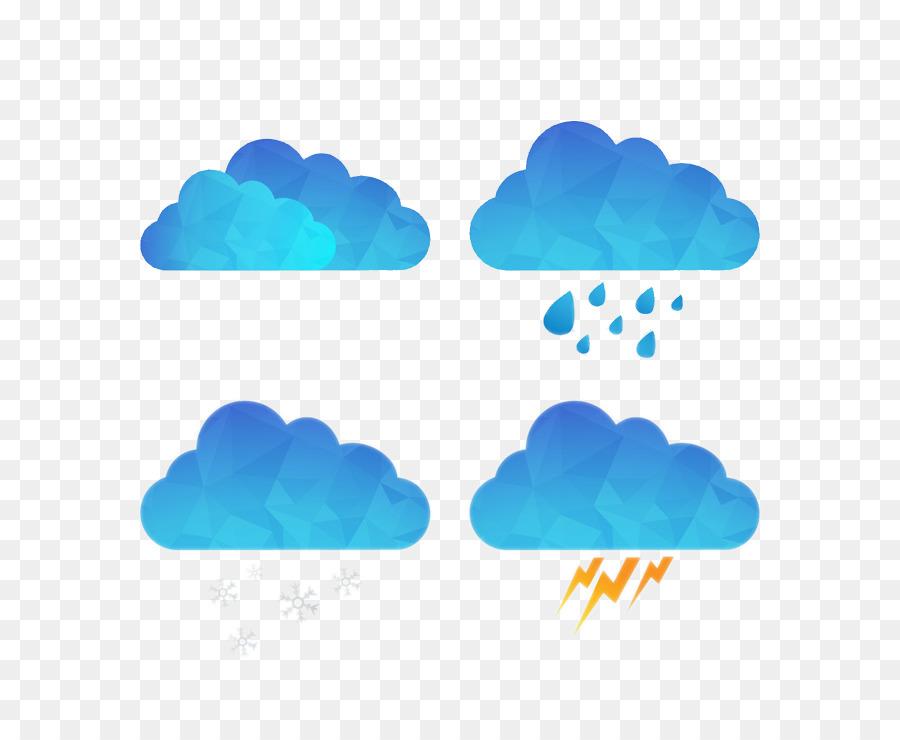 900x740 Cloud Rain Euclidean Vector