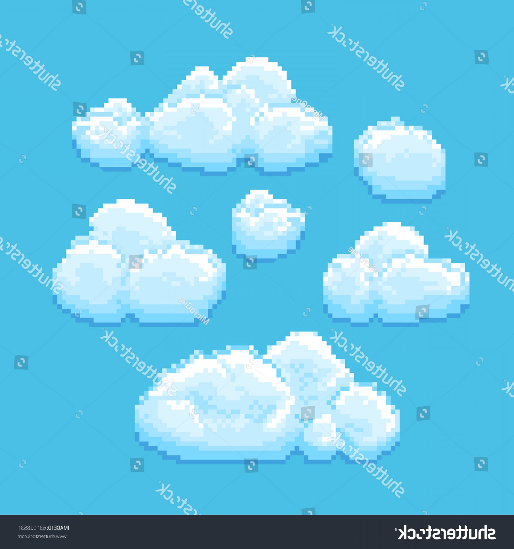 1800x1920 Clouds Vector Graphics Lazttweet