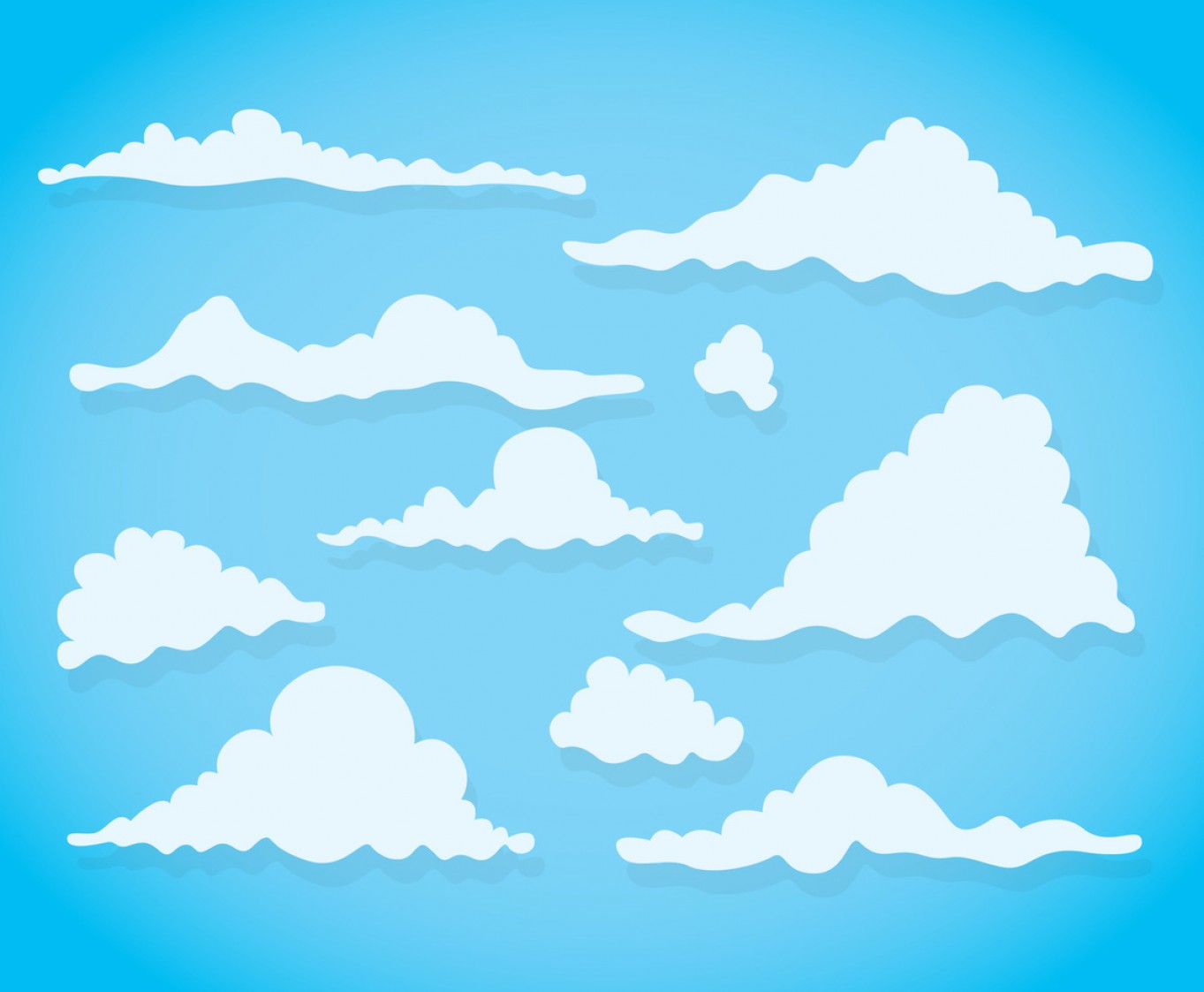1363x1123 Pic Blue Sky Vector Graphics Shopatcloth