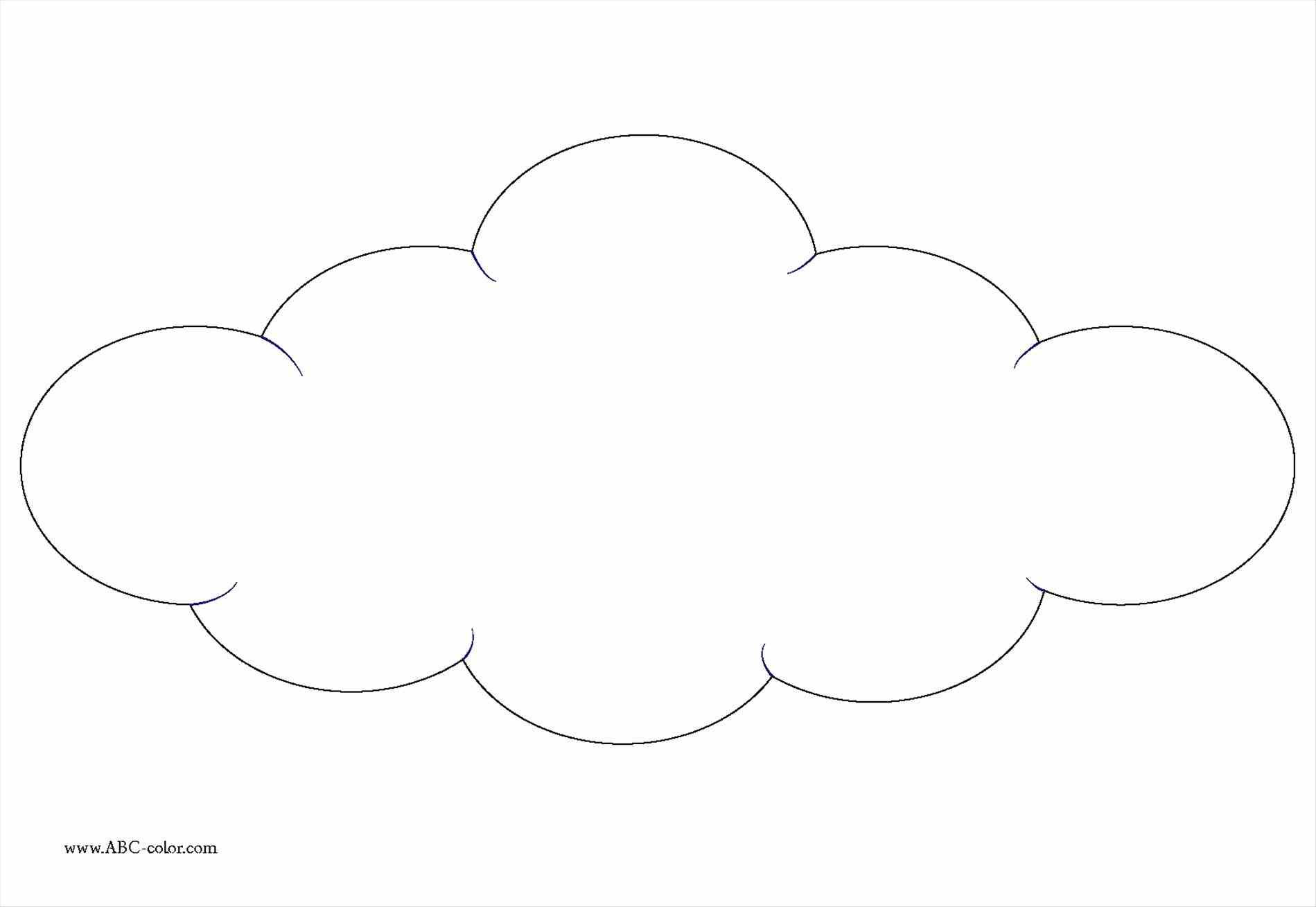 1899x1309 Scarce Coloring Pages Of Clouds