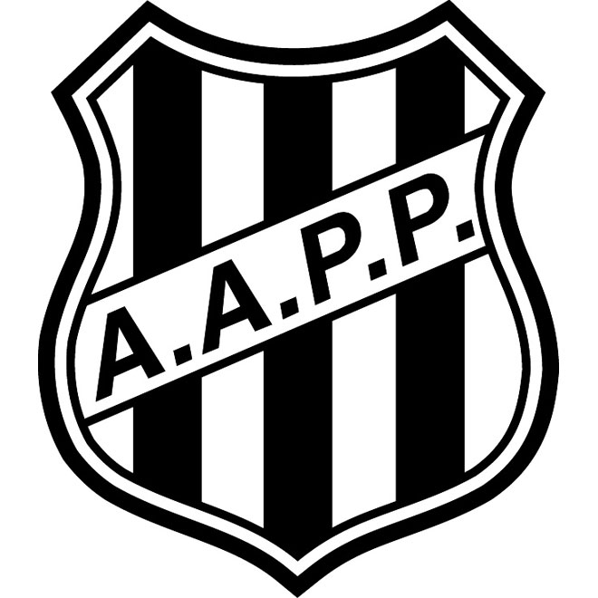 660x660 Ponte Preta Football Club Vector Logo