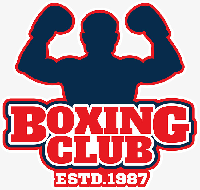 650x619 Boxing Club, Vector Png, Boxing, Boxing Png And Vector For Free