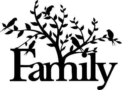 400x294 Dxf Cnc Dxf For Plasma Family Tree Birds Clip Art Vector Metal