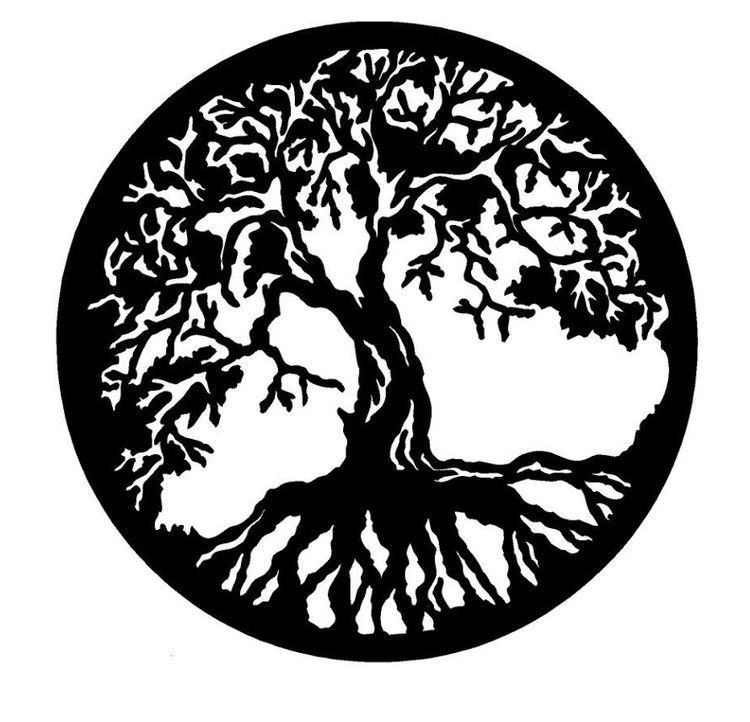 750x722 Dxf Cnc Dxf For Plasma Tree Of Life