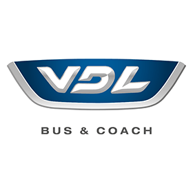 280x280 Vdl Bus Amp Coach Vector Logo Free Download