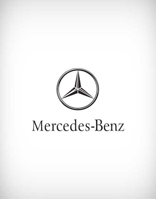 500x639 Mercedes Benz Vector Logo