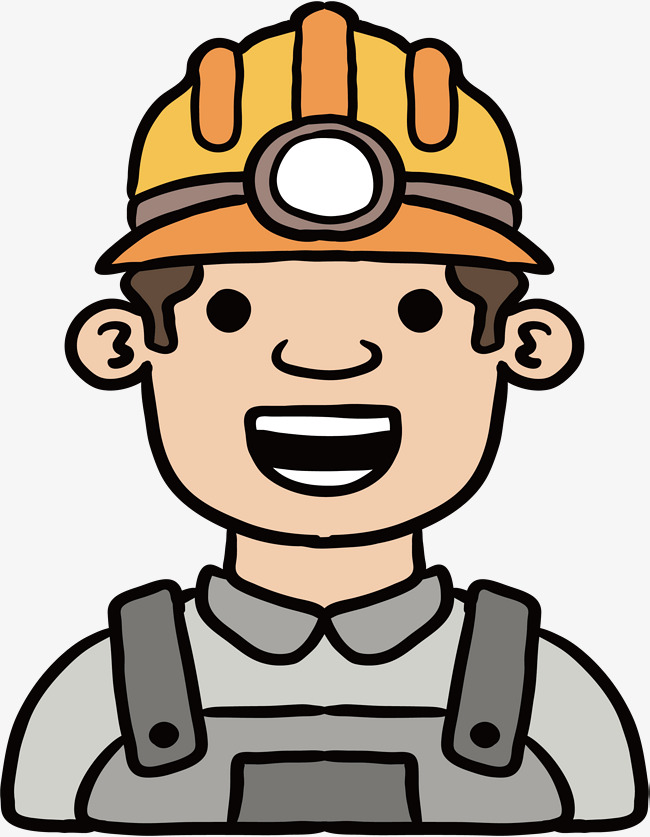 650x837 Coal Mine Worker, Vector Png, Coal Mine, Coal Miner Png And Vector
