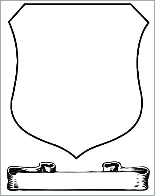 503x634 Coat Of Arms Template Printable Free Vector Buildingcontractor.co