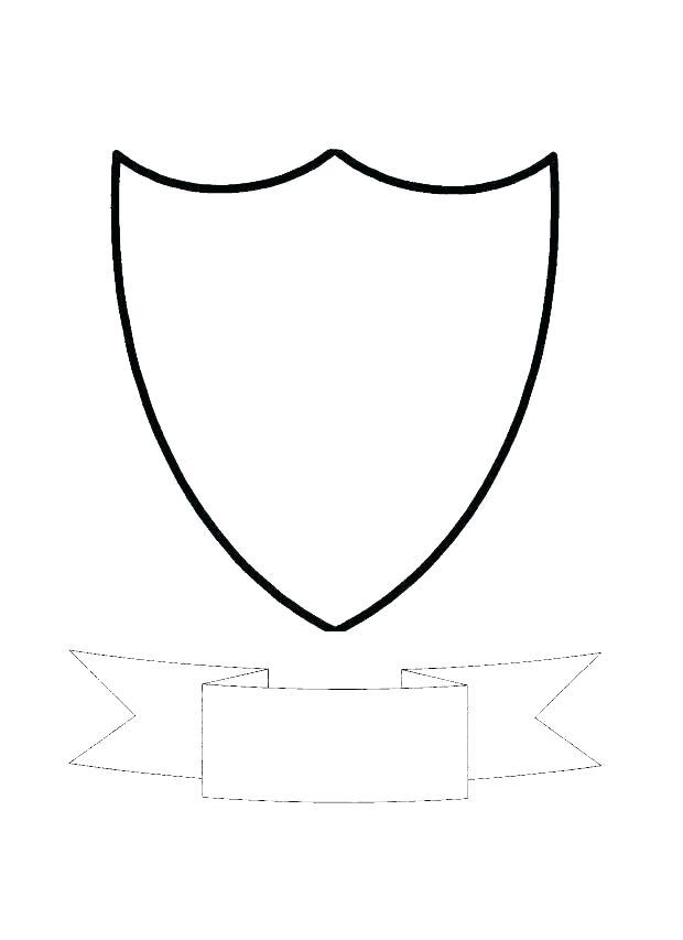 620x853 Heraldic Shield Coat Of Arms Lion Deer Griffin Horse Vector