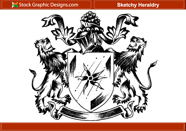 Coat Of Arms Vector Free