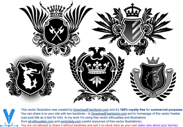 374x260 Coat Of Arms Vector Graphics To Download