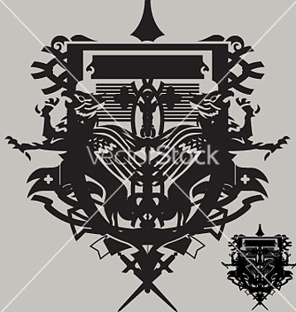 334x352 Heraldry Coat Of Arms Shield Free Vector Download 171755 Cannypic