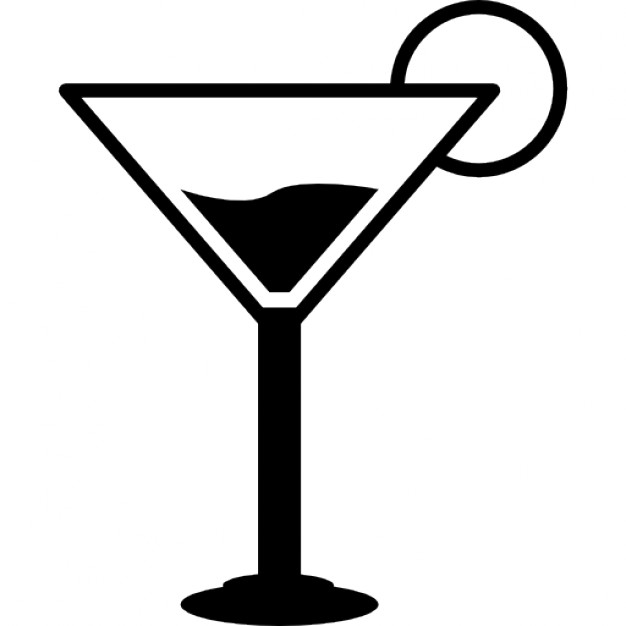 626x626 Cocktail Glass Icons Free Download